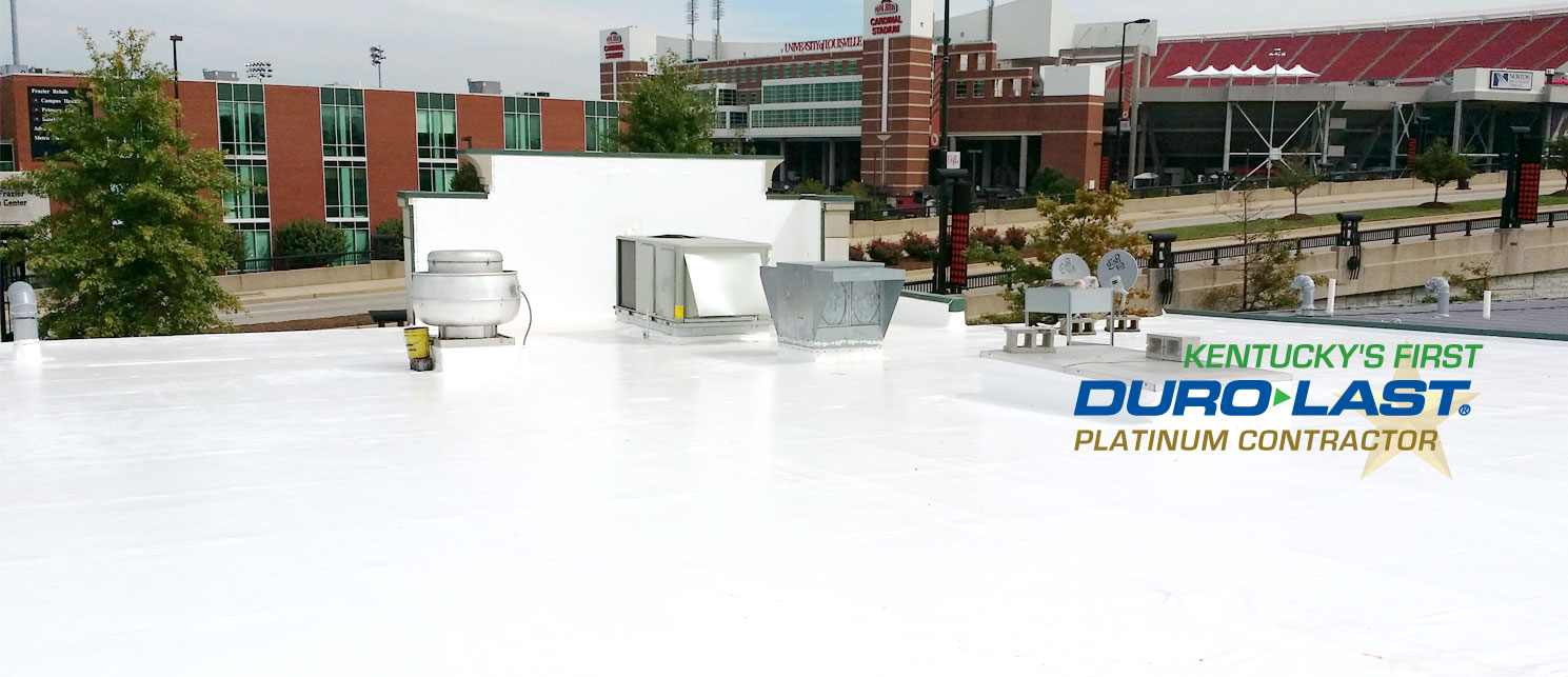 Industrial and Commercial Flat Roofs